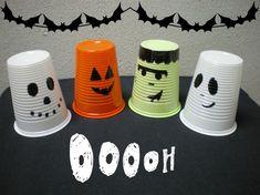 Lanterne fai da te   http://www.unadonna.it/halloween/lanterne-di-halloween-con-materiale-riciclato/46759/