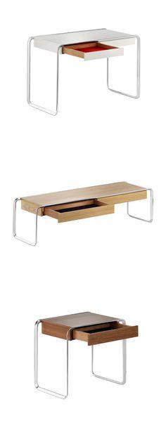 TECTA K2 Oblique Table Collection