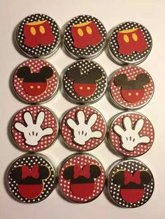 Cumple Mickey Mouse | Souvenirs Mickey Mouse