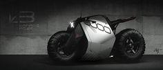 "Audi ""Bullcycle"" on Behance"