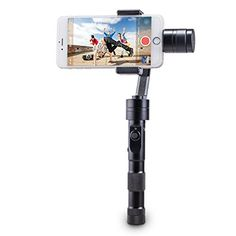 """Zhiyun Z1-Smooth-C Multi-function 3 Axis Handheld Steady Gimbal PTZ Camera Mount for all Smart Phones within 7"""" Screen, such as iPhone 6 plus, 6, 5S, 5C, SAMSUNG Galaxy S6 edge, S6, S5, S4, SIII, Note 4, 3, A7, A5, A3, Motorola, Sony, Sony Ericsson, Blackberry - http://our-shopping-store.com/camera-photo-products.asp"""