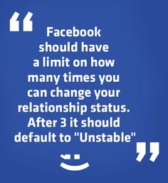 FUNNY FACEBOOK QUOTES - 7