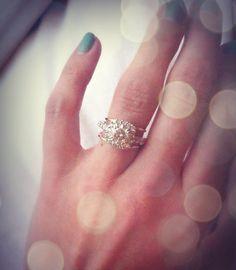 Beautiful ring... wednesday wedding rings
