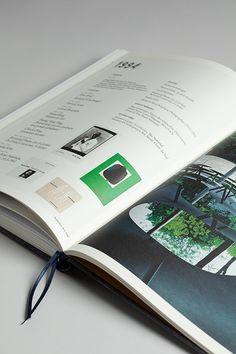 Design by Akatre, Catalogue Fondation Cartier - 30 ans, 2014