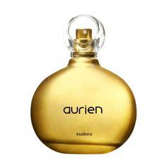 A Deo Colônia Aurien possui uma fragrância exuberante com notas de frutas silvestres combinadas com um rico bouquet floral e um intenso acorde de patchouli. Para uma mulher naturalmente sofisticada. Família Olfativa:Chypre Frutal Exuberante.
