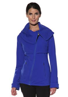 ANATOMIE style #fashion #clothing #giveaway #sweepstakes royal blue lugano jacket $285 value! #sweepstakes ends 2/7