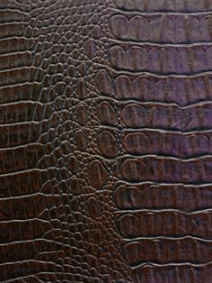 CROCK MOCHA - $23.95/yd  http://forsythfabrics.com/collections/vinyl-faux-leather/products/crock-mocha