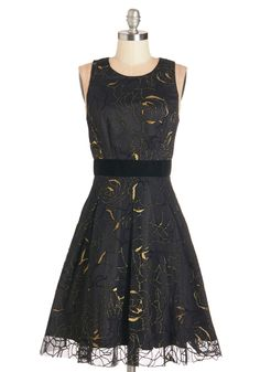 Night of Note Dress, #ModCloth