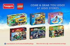 Lego wide range of Toys