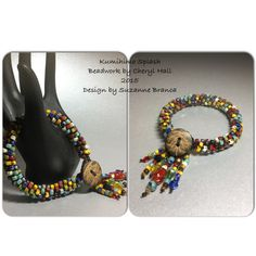 Beadwork. By the hands of C-Shaw Designs