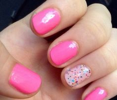 Pretty Nails original styles pink