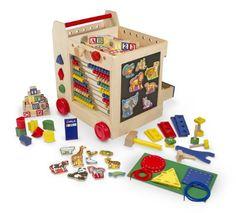 Amazon.com: Melissa & Doug Activity Cart: Toys & Games