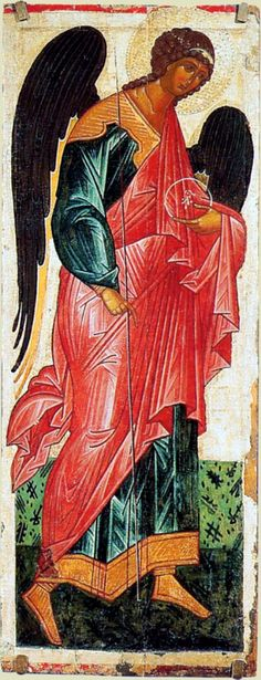 Archangel Michael (Novgorod, 15th century)
