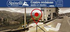 Foto scattata a Centro Revisione auto/moto di Giuseppe Spinelli da Francesco S. il 2/17/2014