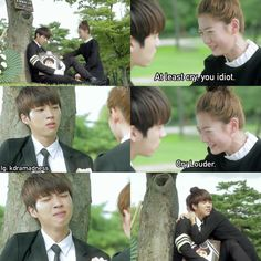 Image shared by Kdramadness. Find images and videos about kpop, infinite and kdrama on We Heart It - the app to get lost in what you love. Dramas, Hi School Love On, High Shool, Life Crisis, Most Beautiful Images, Boys Over Flowers, Matilda, Korean Actors, Infinite