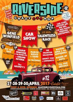 Riverside #12 27th to 30th April 2017. Calafell. Catalunya.