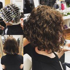 Wunderschöne locken was sagt ihr ? #curlsgoal#dauerwelle#sweetgirl#sohappy#inlove#labiosthetique#hairandbeuatyartist#lovemyjob Lg Michelle
