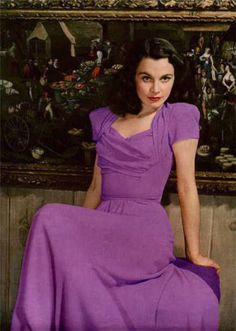 Vivienne Leigh - One of my favorite actresses of all time.