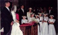 Archduchess Constanza of Habsburg & Prince Franz-Joseph Auersperg-Trautson 1994 - The Royal Forums