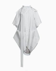 Raincoat With Casual Flap Simple Outfits, Hana, Raincoat, Ruffle Blouse, Spring Summer, Casual, Ideas, Tops, Women