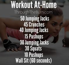 Skip the gym! Get in shape at home using this simple workout plan