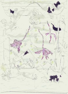 List Up by Ryoko Aoki - Contemporary Japanese Art Collection by Jean Pigozzi