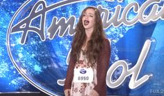 Maddy Hudson American Idol audition! From my town!!! I so hope she wins!!!