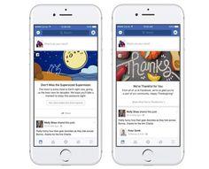 Así es como #facebook quiere que compartas y hables sobre eventos del mundo