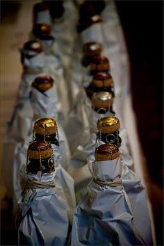 English Sparkling Wines under wraps, Naked Wines Tasting