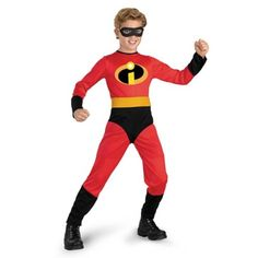Dash Incredible Child Costume * Check out the image by visiting the link.