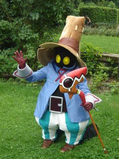Vivi Ornitier, Final Fantasy IX cosplay.