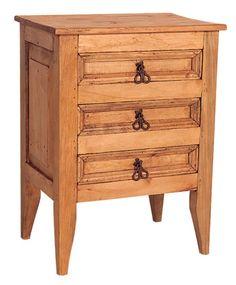 Rustic+Wood+Furniture | Rustic Wood Nightstand Bedroom Furniture