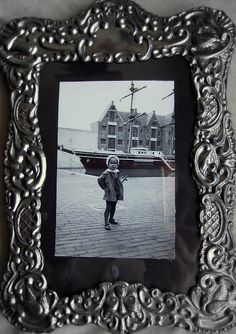 """Me around 3years old(?)  This was NOT taken Amsterdam but in a """"Theme park"""" in Japan : )     . Cool! You can see some great frames here:"""