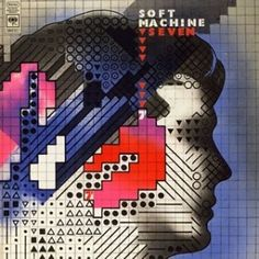 Soft Machine - Seven - album cover