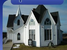 Bay View United Baptist 3155 Hwy 1, Port Maitland, NS Concert Venues, Shed, The Unit, Outdoor Structures, Mansions, House Styles, Home Decor, Decoration Home, Room Decor