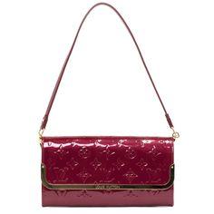 Louis Vuitton Pomme D'Amour Vernis Rossmore Clutch - modaselle