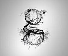 Interesting experimental typography work created by Barcelona-based designer Dani Chaparro
