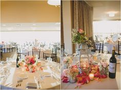 Vista Ballroom Reception Palos Verdes Wedding: Christina   Joe