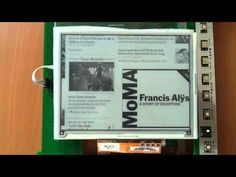 2011: Bookeen breakthrough real time web page scrolling on eInk panel