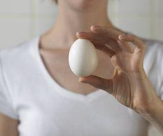 Beneficios del huevo para el cabello