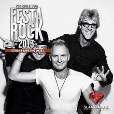Festa Rock 2013. Il 7 marzo all'Alcatraz si balla per combattere la SLA