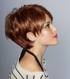 New Styles Summer Hairstyles Short Hair Trends Beautiful Hairstyles For The Summer For Short - Hairstyle hair ideas of summer hairstyles for short hair - Modern Bob hair cuts have a favorite of innovations. Modern Short Hairstyles, Short Hairstyles For Thick Hair, Very Short Hair, Haircut For Thick Hair, Short Hair With Layers, Pixie Hairstyles, Short Hair Cuts, Short Hair Styles, Summer Hairstyles