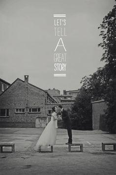 Veux-tu me bloguer ?! - Faire-part de mariage : Let's tell a great story