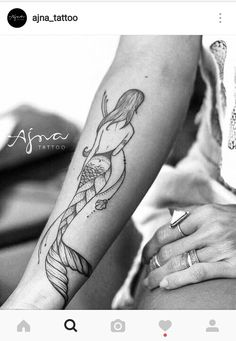 Ajna Tattoo
