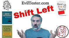 What is Shift Left Testing? https://youtu.be/AaMp5skiwqA