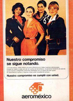Sobrecargos Aeromexico