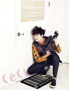 Lee Jong-seok's March magazine spreads » Dramabeans » Deconstructing korean dramas and kpop culture
