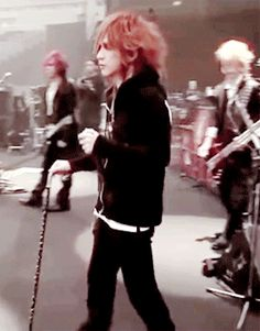 Ruki. Look at this smol bean!!  He's so cute! (≧▽≦)