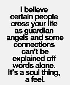 Everyone you meet has a reason for crossing your path.