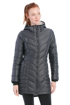 This jacket is a real ally when tackling the challenges of a busy lifestyle! / Un allié de taille pour la vie de tous les jours!